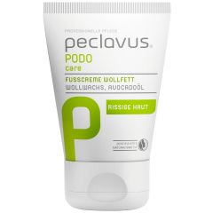 peclavus, PODOcare, lanolin creme, 30 ml