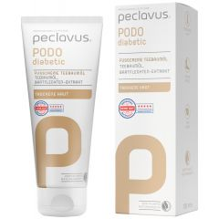 Peclavus Sensitive Fodcreme, Tea Tree Olie, 100 ml