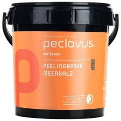 Peclavus Wellness Havsalt Peeling Basis, 1 kg