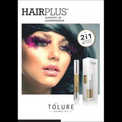 Tolure Hairplus Brochure, enkel