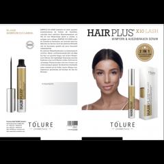 Tolure Hairplus X10 Brochure