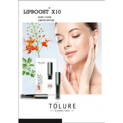 Tolure Lipboost X10 Brochure